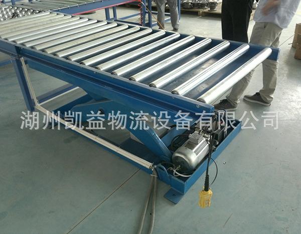 辊筒式输送机的设计与使用