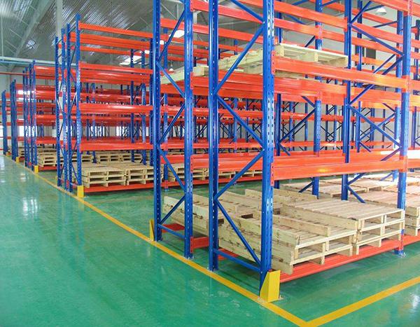 大型金属活动货架